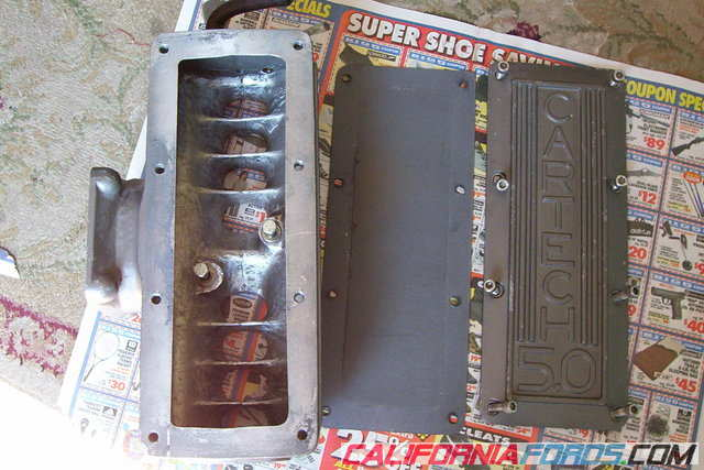 FS- Rare Cartech 5.0 bread box intake for stock lower ...