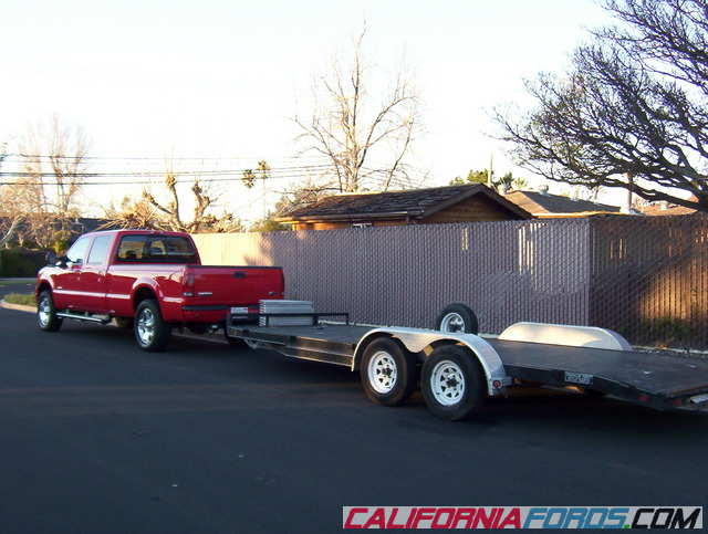 OFFERING Towing & Boat Hauling - Northern California Ford Owners